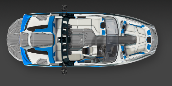 2018 G21 top view