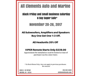 Black Friday and Small Business Saturday Super Sale!