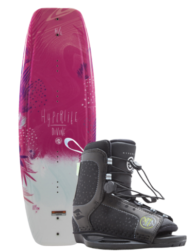 Divine w/ Jinx Boot Girls Wakeboard