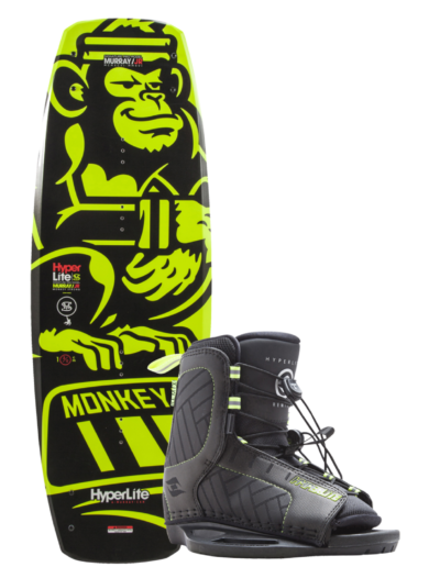 Murray w/ Remix Boot Boys Wakeboard