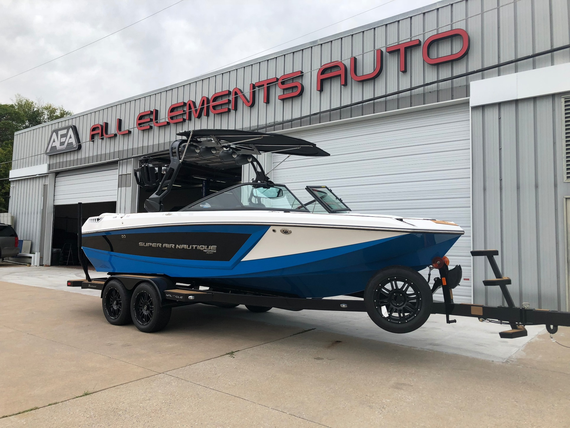 2019 Super Air Nautique GS22 for sale in Wichita, Kansas at All Elements Auto and Marine