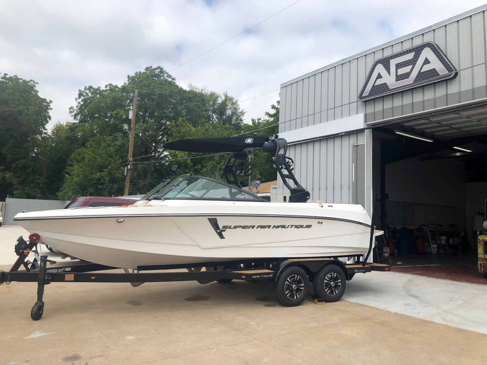 2019 Super Air Nautiqe 210 for sale in Wichita, Kansas at All Elements Auto and Marine