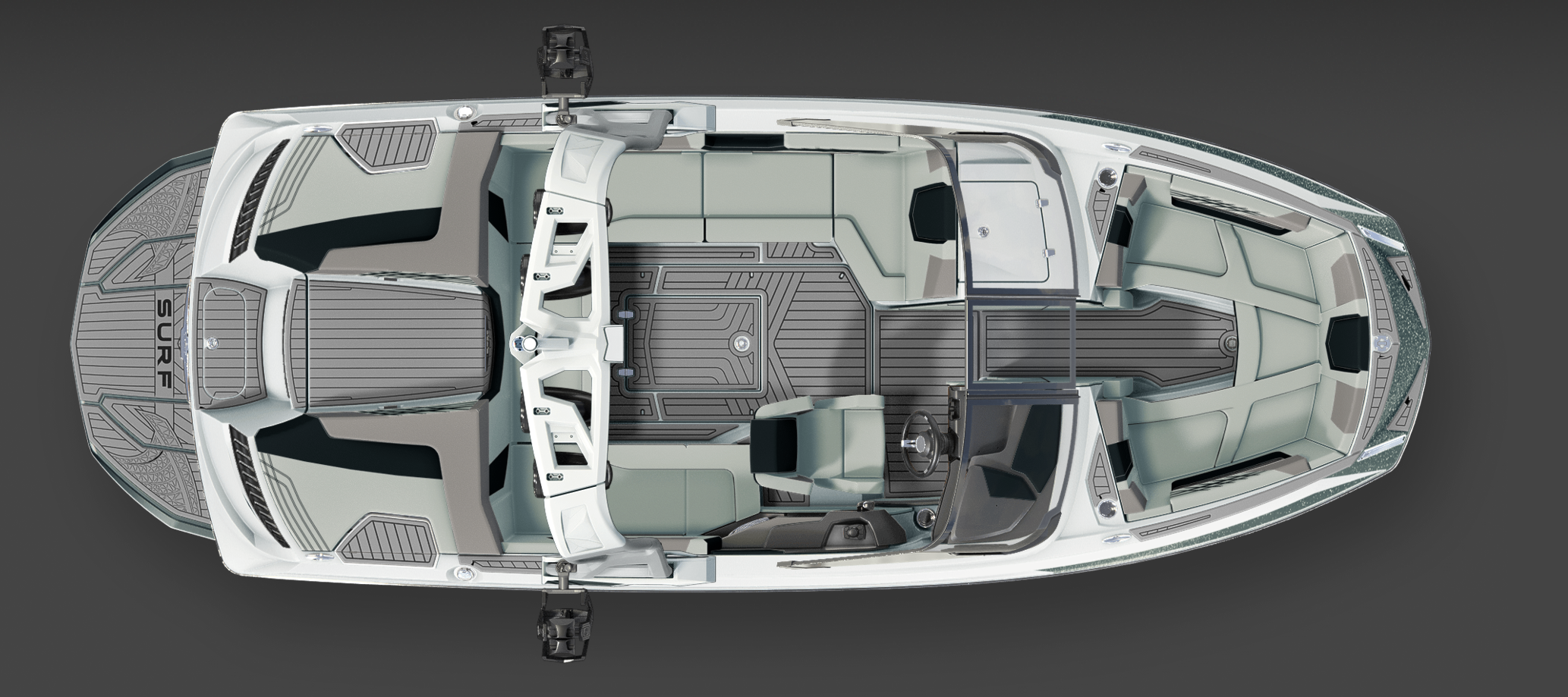 2019 G21 Top View