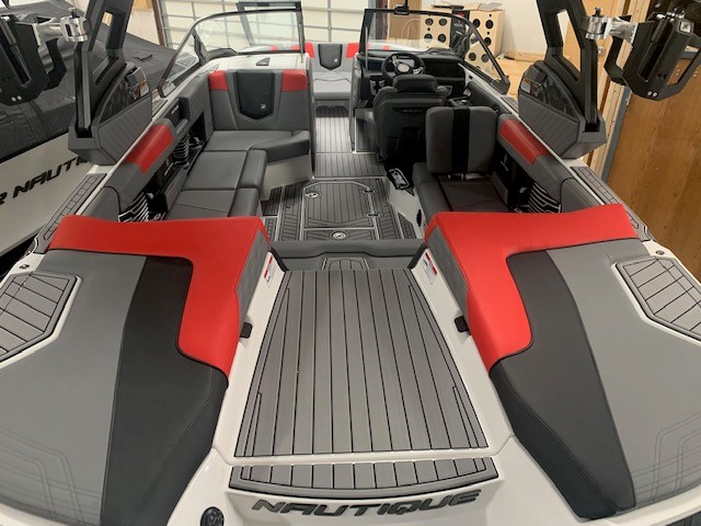 2019 Red G23 Interior pic