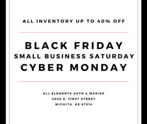 All Inventory Up To 40% Off For Black Friday, Small Business Saturday and Cyber Monday!